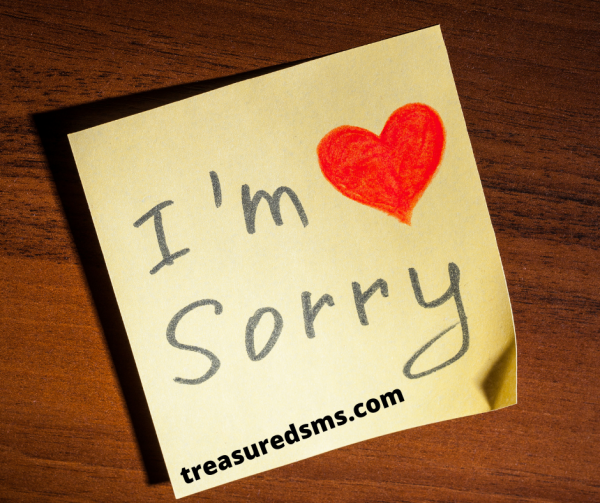 How To Write Apology Letter To Girlfriend